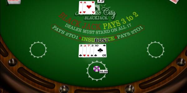 Atlantic City Blackjack  MCPcom Gaming and Gambling3