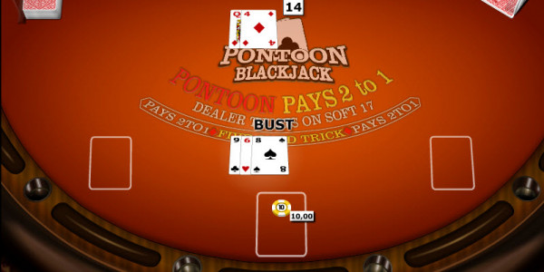 Pontoon – Low Stakes MCPcom Gaming and Gambling3