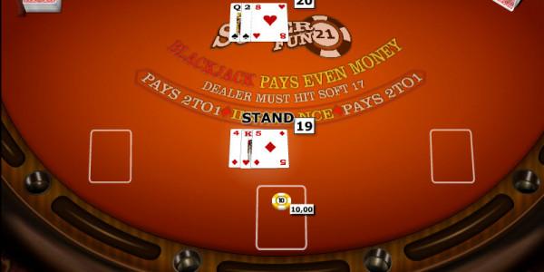 Super Fun 21 – Low Stakes MCPcom Gaming and Gambling3