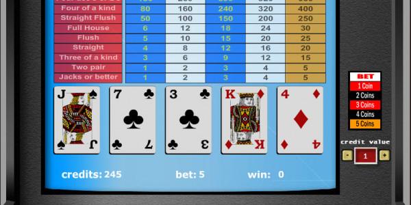 Acey Deucey – 1 Hand MCPcom Gaming and Gambling3