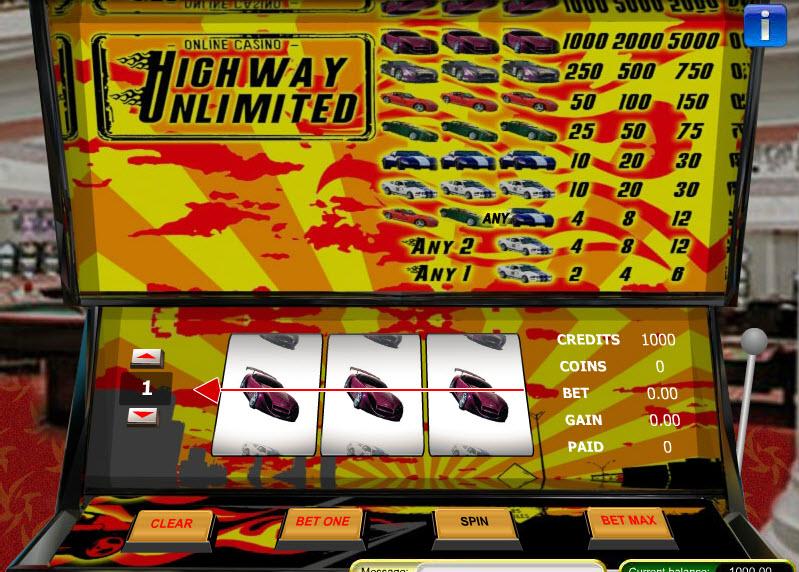Highway Unlimited MCPcom Gaming and Gambling