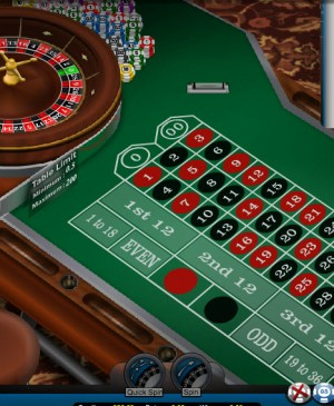 American Roulette MCPcom Gaming and Gambling