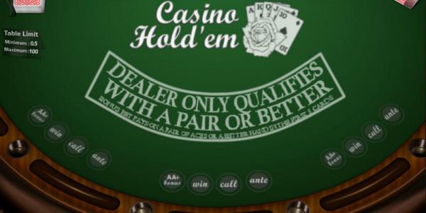 Casino Hold Em MCPcom Gaming and Gambling