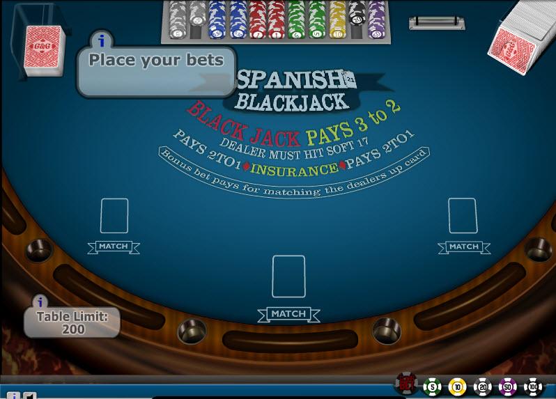 Spanish 21 – High Limit MCPcom Gaming and Gambling