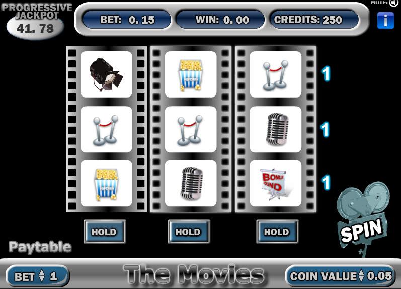 The Movies MCPcom Gaming and Gambling