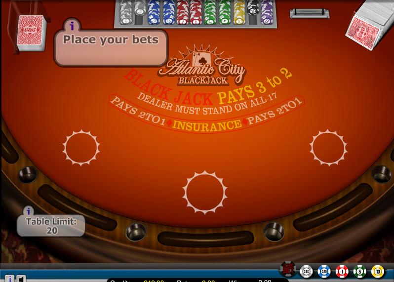 Atlantic City – Low Stakes MCPcom Gaming and Gambling