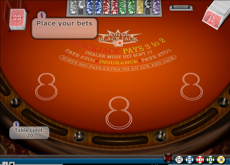 Bonus – Low Stakes MCPcom Gaming and Gambling