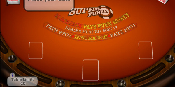 Super Fun 21 – Low Stakes MCPcom Gaming and Gambling