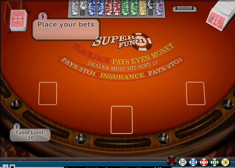 Super Fun 21 – Low Stakes MCPcom Gaming and GamblingSuper Fun 21 – Low Stakes MCPcom Gaming and Gambling