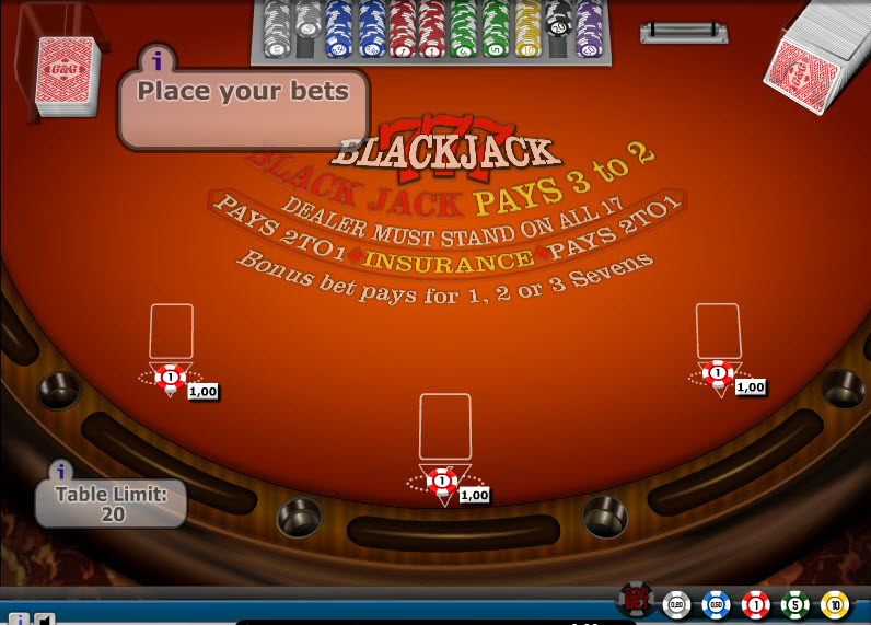 Triple Seven – Low Stakes MCPcom Gaming and Gambling