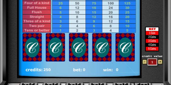 Tens or Better – 1 Hand MCPcom Gaming and Gambling