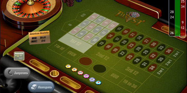 American roulette MCPcom GazGaming2