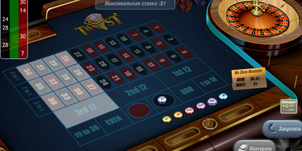 No-zero roulette MCPcom GazGaming2