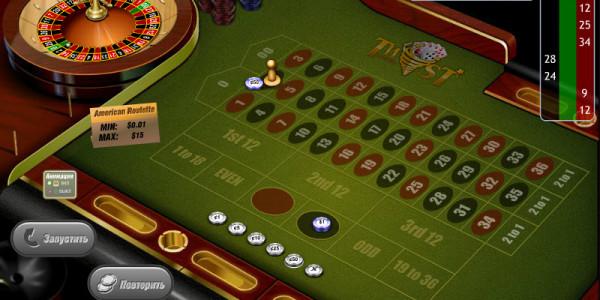 American roulette MCPcom GazGaming3