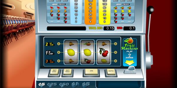 Slot Fruit MCPcom GazGaming3