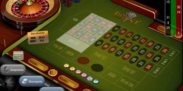 European roulette MCPcom GazGaming3
