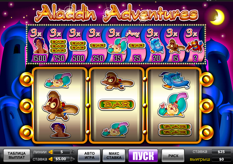 Aladdin Adventures MCPcom GazGaming