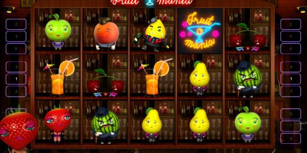 Fruitomania MCPcom GazGaming