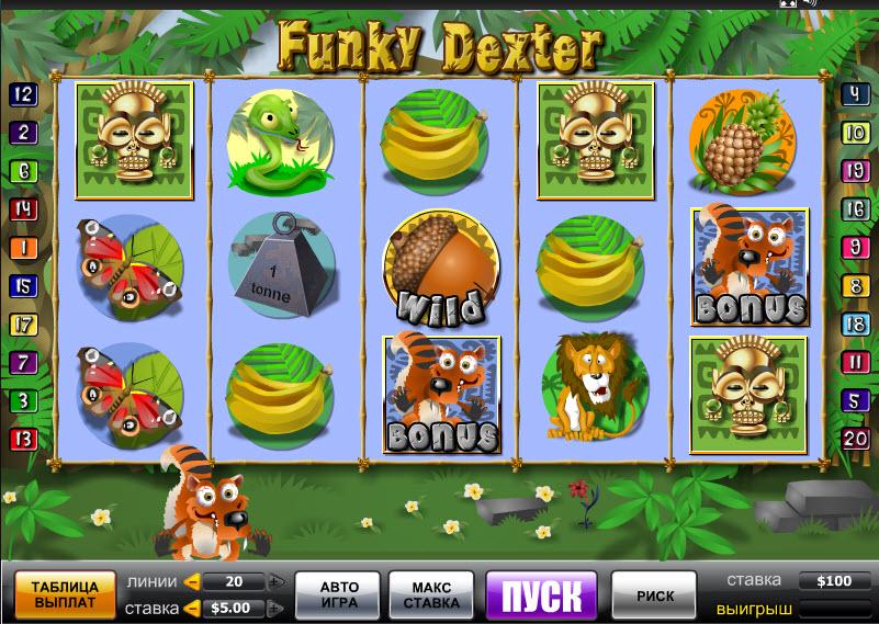Funky Dexter MCPcom GazGaming