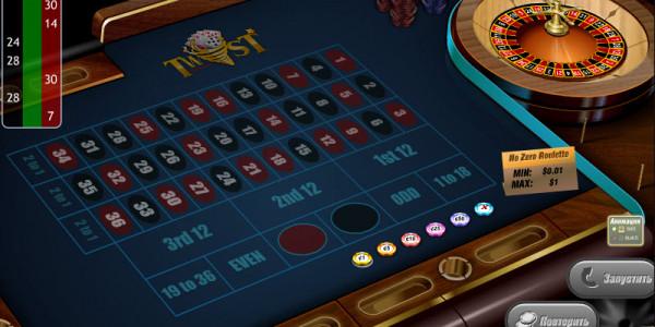 No-zero roulette MCPcom GazGaming