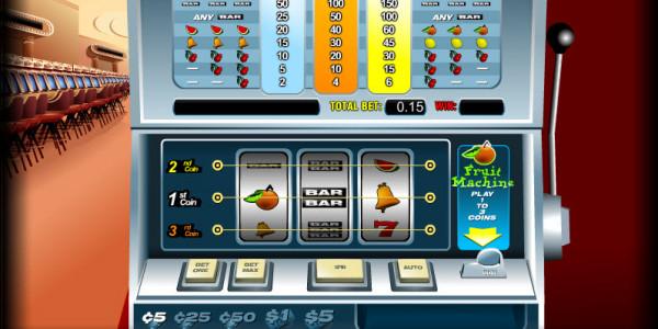 Slot Fruit MCPcom GazGaming