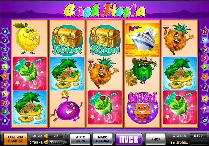 Cash fiesta MCPcom GazGaming