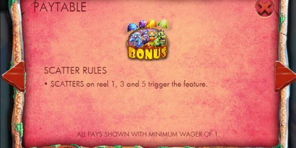 Dragons Rock MCPcom Genesis Gaming PAY