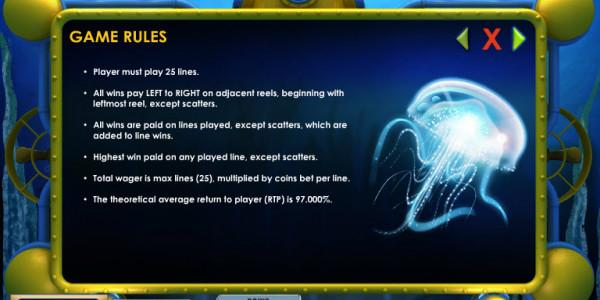 Deep Sea Diver MCPcom Genesis Gaming pay