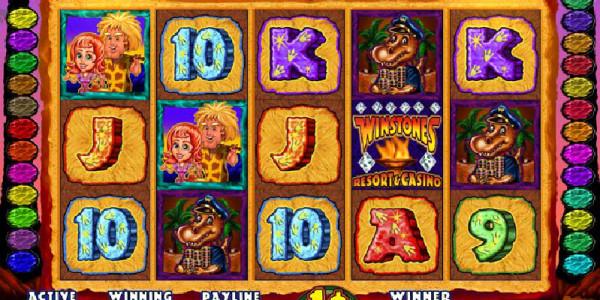 Winstones Resort & Casino MCPcom Genesis Gaming