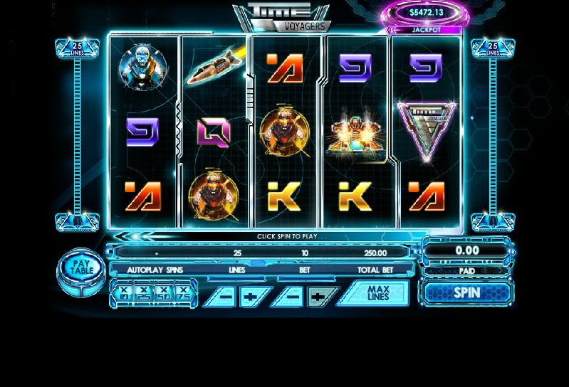 Time Voyagers MCPcom Genesis Gaming