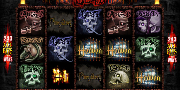 Seven Deadly Sins MCPcom Genesis Gaming