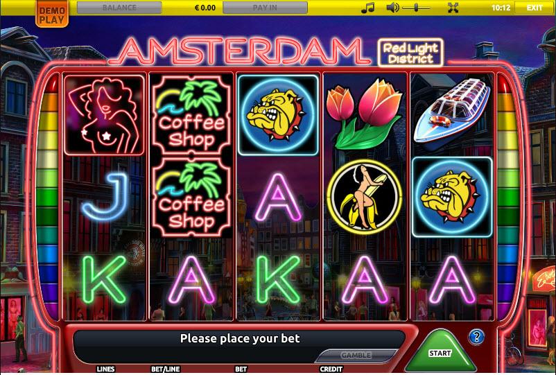 Amsterdam Red Light District MCPcom Holland Power Gaming