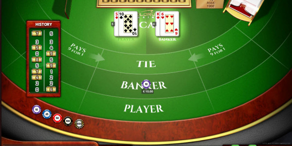 Baccarat High MCPcom Holland Power Gaming2