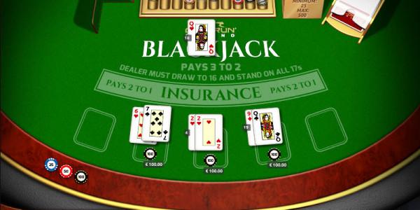 European Blackjack High MCPcom Holland Power Gaming2