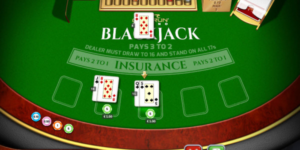 European Blackjack Low MCPcom Holland Power Gaming2