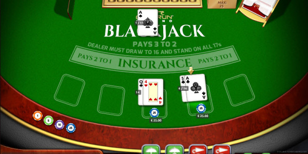 European Blackjack Standard MCPcom Holland Power Gaming 2
