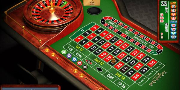 European Roulette High MCPcom Holland Power Gaming2