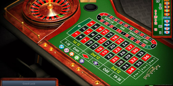 European Roulette Low MCPcom Holland Power Gaming2
