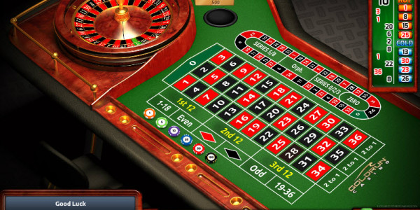 European Roulette Standard MCPcom Holland Power Gaming2