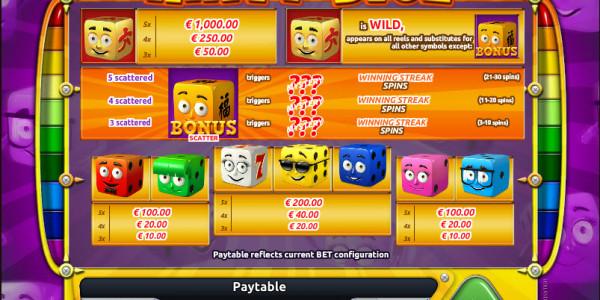 HappyDice MCPcom Holland Power Gaming pay