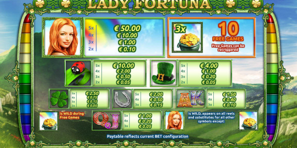 Lady Fortuna MCPcom Holland Power Gaming pay