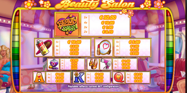 Beauty Salon MCPcom Holland Power Gaming pay