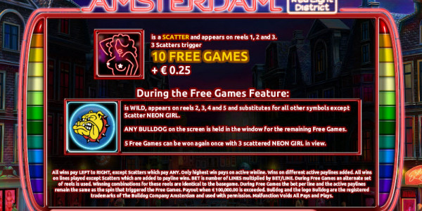 Amsterdam Red Light District MCPcom Holland Power Gaming pay2