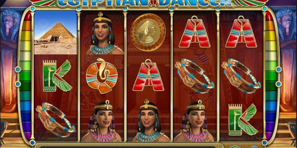Egyptian Dancer MCPcom Holland Power Gaming