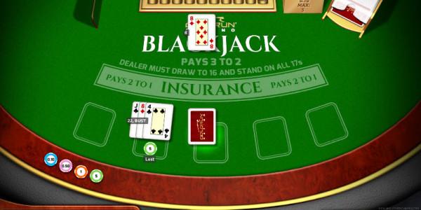 European Blackjack Low MCPcom Holland Power Gaming3
