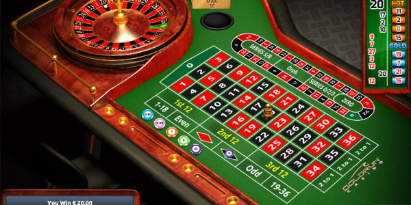 European Roulette Low MCPcom Holland Power Gaming3