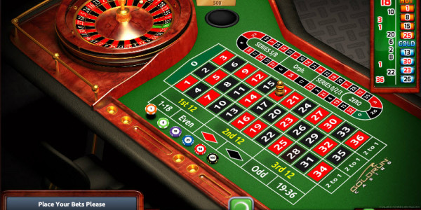 European Roulette Standard MCPcom Holland Power Gaming3