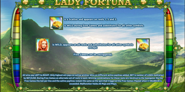 Lady Fortuna MCPcom Holland Power Gaming pay2