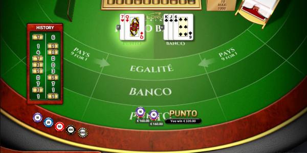 Punto Banco High MCPcom Holland Power Gaming3