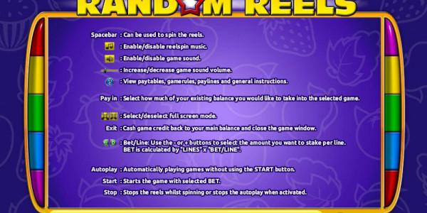 Random Reels MCPcom Holland Power Gaming pay2